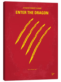 Canvas print  Enter The Dragon - chungkong