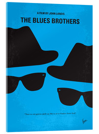 Acrylic print  The Blues Brothers - chungkong