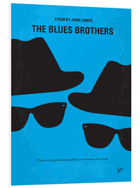 Foam board print  The Blues Brothers - chungkong