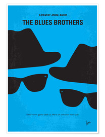 Premium poster  The Blues Brothers - chungkong