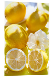 Acrylic glass  Lemon Kick - K&L Food Style