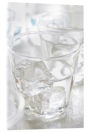 Acrylic print  Pure water - K&L Food Style
