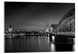 Acrylic print  Cologne's Old Town - rclassen