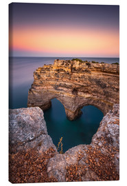 Canvas print  Heart of the Algarve (Praia da Marinha / Portugal) - Dirk Wiemer