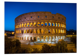 Forex  Colosseum in Rome at night - Jan Christopher Becke