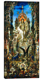 Canvas print  Jupiter and Semele - Gustave Moreau