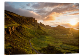 Acrylic print  The Quiraing, Isle of Skye, Scotland - Markus Ulrich