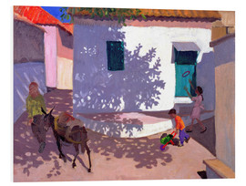 Forex  Green Door and Shadows, Lesbos, 1996 - Andrew Macara