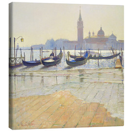 Canvas  Venice at Dawn - Timothy Easton