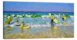 Canvas  Surf School at St. Ives - Andrew Macara