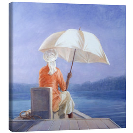 Canvas print  Kerala captain - Lincoln Seligman