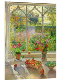 Forex  Overlooking the garden - Timothy Easton