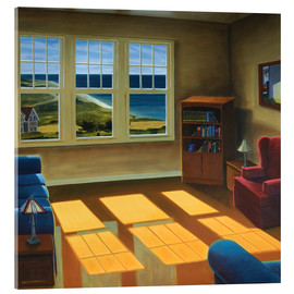 Acrylic print  Apartment By The Sea - David Arsenault