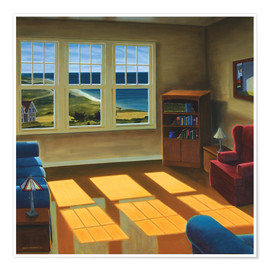 Premium poster  Apartment By The Sea - David Arsenault