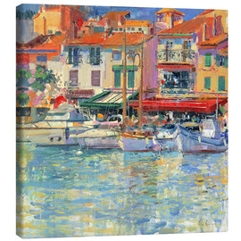 Canvas print  Mirabeau, 1997 - Peter Graham