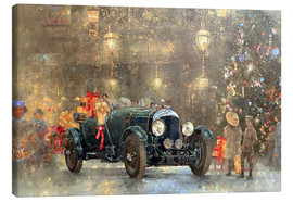 Peter Miller - Christmas Bentley