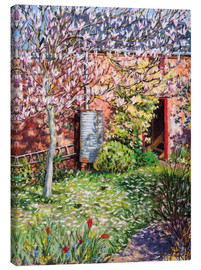 Canvas print  Under the Magnolia - Tilly Willis