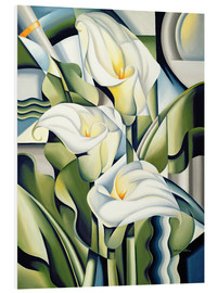 Catherine Abel - Cubist lilies