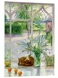 Forex  Sleeping cat in the window - Timothy Easton