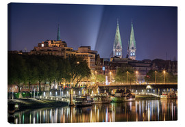 Canvas print  Bremen - Tanja Arnold Photography