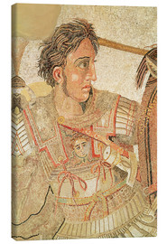 Canvas print  Alexander the Great - Roman