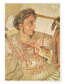 Premium poster  Alexander the Great - Roman