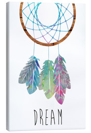 Canvas print  Dreamcatcher - GreenNest