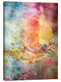 Canvas print  Beyond the sun - Aimee Stewart