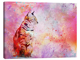 Canvas  Cat - Andrea Haase