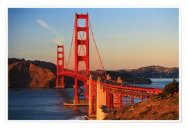 Premium poster  Golden Gate Bridge - Stuart Westmorland
