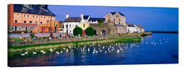 Canvas print  Co Galway in Ireland - The Irish Image Collection