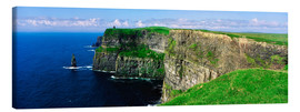 Canvas print  Cliffs of Moher - The Irish Image Collection