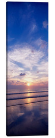 Canvas print  Sunsets on the beach - The Irish Image Collection