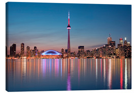 Canvas print  Toronto - Peter Mintz