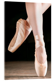 Don Hammond - Ballet Dancer En Pointe