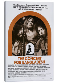 Canvas  THE CONCERT FOR BANGLADESH