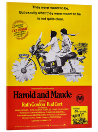 Acrylic print  Harold and Maude