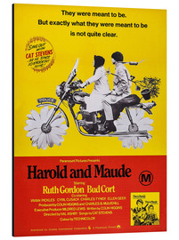 Alu-Dibond  Harold and Maude