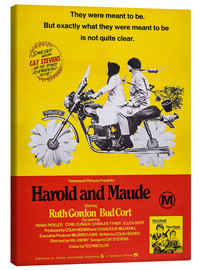 Canvas print  Harold and Maude