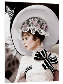 Foam board print  My Fair Lady