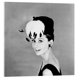 Acrylic print  BREAKFAST AT TIFFANY'S