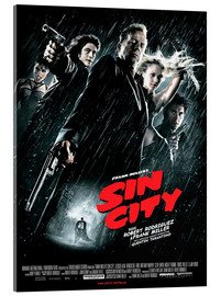 Acrylic glass  Sin City