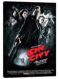 Canvas print  Sin City - Entertainment Collection