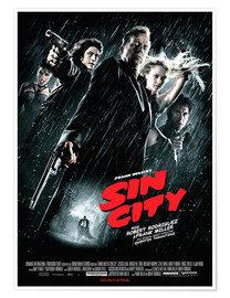 Premium poster  Sin City - Entertainment Collection