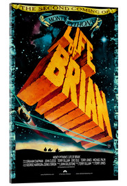Acrylic print  Monty Python's Life of Brian - Entertainment Collection