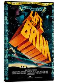 Canvas print  Monty Python's Life of Brian - Entertainment Collection
