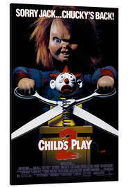 Aluminium print  Child's Play 2 - Entertainment Collection