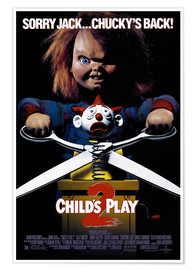 Premium poster  Child's Play 2 - Entertainment Collection