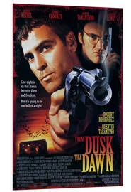 Foam board print  From Dusk Till Dawn - Entertainment Collection