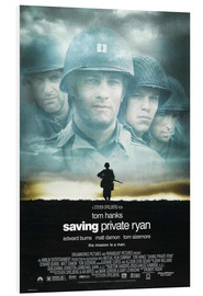 Foam board print  Saving Private Ryan - Entertainment Collection